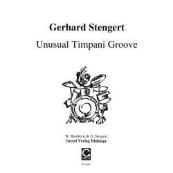 STENGERT G : Unusual timpany groove