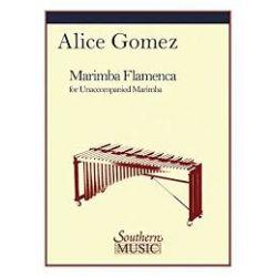 GOMEZ Alice : Marimba flamenca