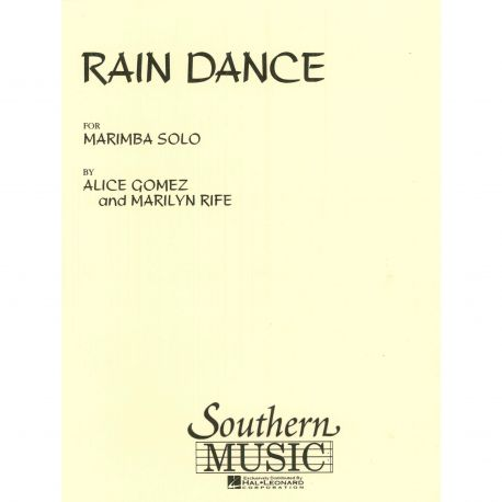GOMEZ Alice and RIFE Marilyn : Rain dance