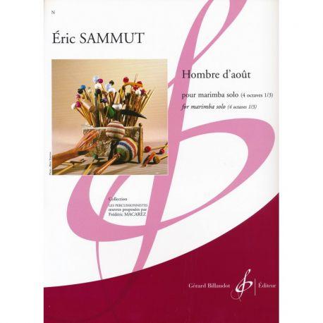 SAMMUT Eric : Hombre d'août