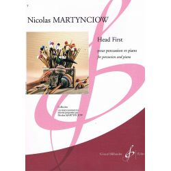 MARTYNCIOW Nicolas : Head first