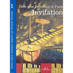 DUMESME Francois : Invitation  1