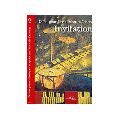 DUMESME Francois : Invitation  2