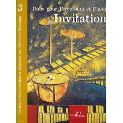 DUMESME Francois : Invitation  3