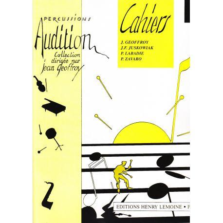 Divers auteurs : Audition Vol. 1