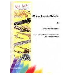 BONZON Claude : Marche à Dédé