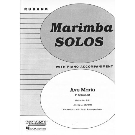 EDWARDS M. : Ave Maria (F. Schubert)