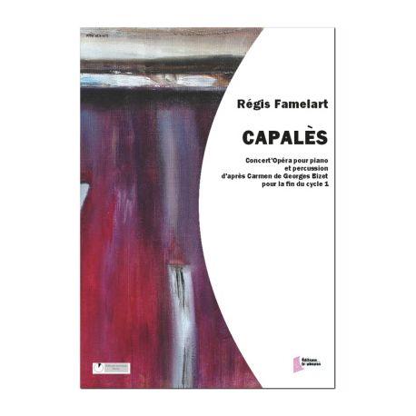 FAMELART Régis : Capalès