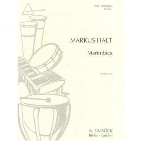 HALT Marcus : Marimbics
