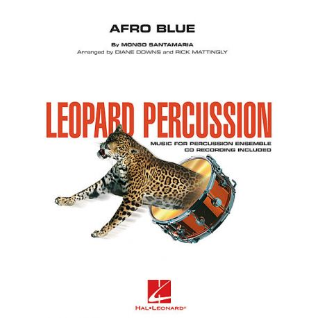 SANTAMARIA Mongo : Afro blue