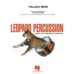 BURGIE Irving : Yellow bird