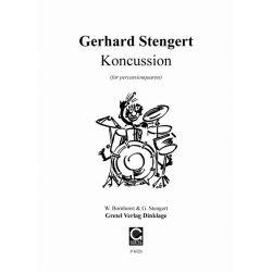 STENGERT Gerhard : Koncussion