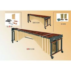 STUDIO 49 Extension pour marimba RMV 4300 (notes aigües)