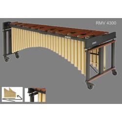 Marimba modèle concert  4,3 octaves