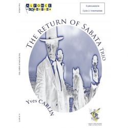 CARLIN Yves : The return of Sabata