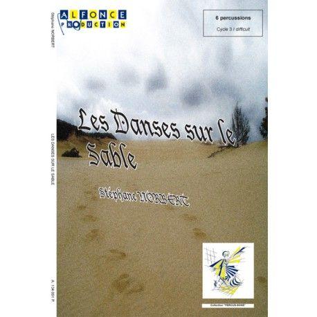 NORBERT Stèphane : Les danses sur le sable