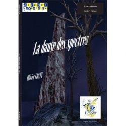 COSTA Olivier : La danse des spectres