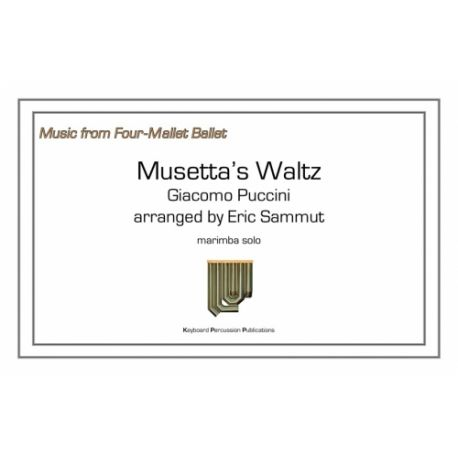 SAMMUT Eric : Musetta's Waltz (Puccini)