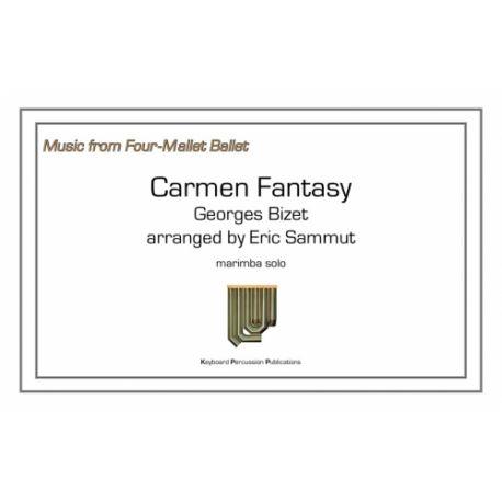 SAMMUT Eric : Carmen Fantasy (Bizet)