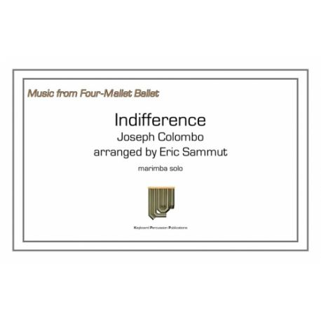 SAMMUT Eric : Indifference (Colombo)