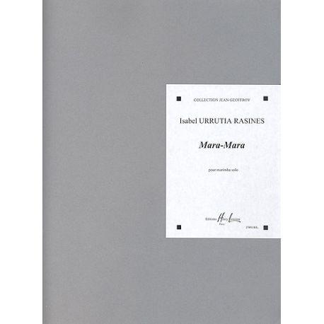 URRATIA RASINES Isabel : Mara-Mara