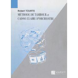 TOURTE Robert : Méthode de tambour