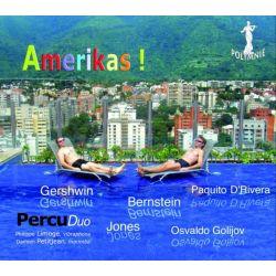 PERCUDUO : Amerikas