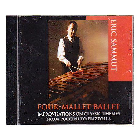 SAMMUT Eric : Four-mallet ballet