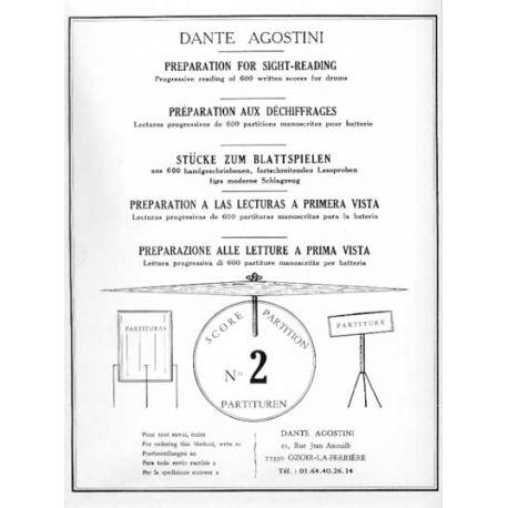 AGOSTINI Dante : Déchifrage Vol. 2