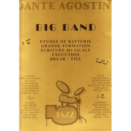 AGOSTINI Dante : Big band introduction
