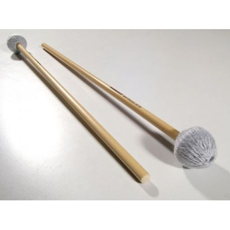 """Paire de baguettes de vibraphone """"Jazz Classic"""" Mi-douce"""