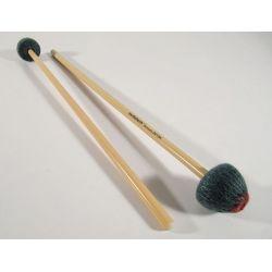 """Paire de baguettes de vibraphone """"Dave Samuels"""" Très dure et lourde"""