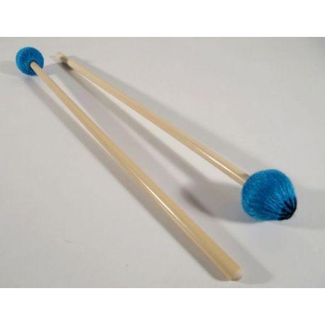 """Paire de baguettes de vibraphone """"Ed Smith"""" Dure"""