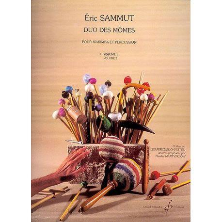 SAMMUT Eric : Duo des mômes Vol. 1