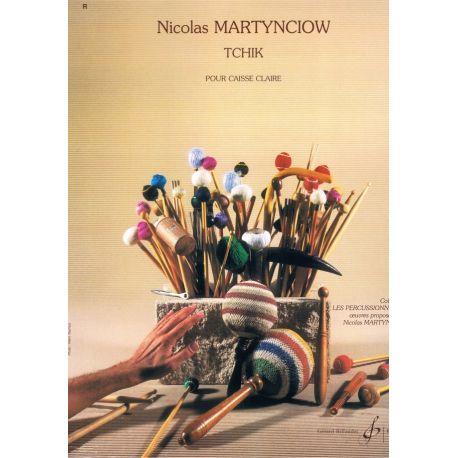 MARTYNCIOW Nicolas : Tchik