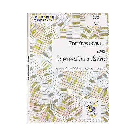 PARISEL Bertrand : Prom'nons nous avec les percussions à clavier