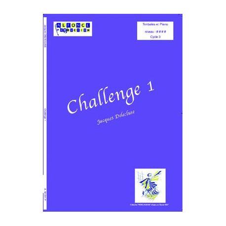 DELECLUSE Jacques : Challenge 1