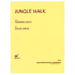JARVIS David : Jungle walk
