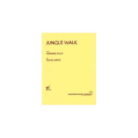 JARVIS David : Jungle walk