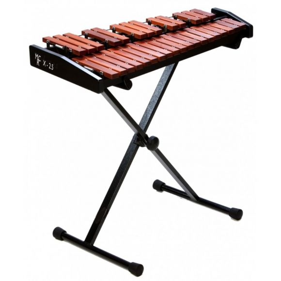 Xylophone 2,5 octaves sur stand X
