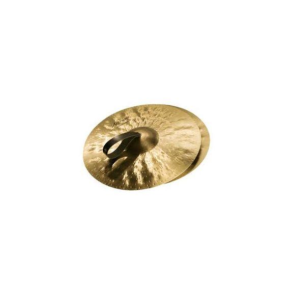 Paire de cymbales frappées 16'' Artisan