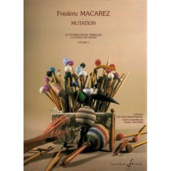 MACAREZ Frédéric : Mutation