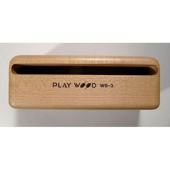 Wood block 195 mm