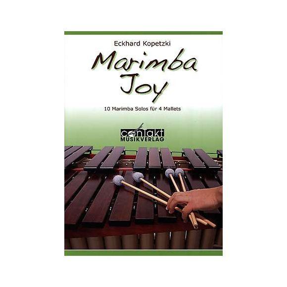 KOPETZKI Eckhard : Marimba Joy Vol. 1