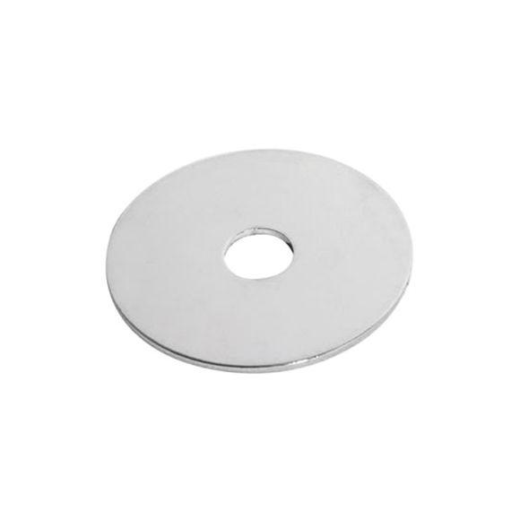Pack de 2 rondelles métal embase charleston