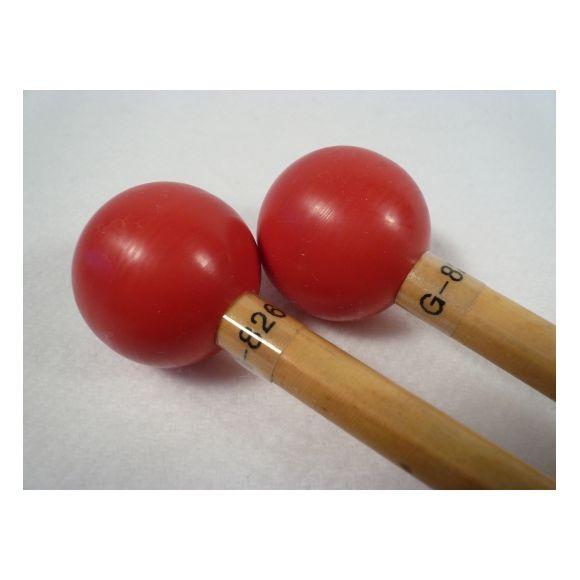 Paire de baguettes de glockenspiel