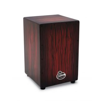 "Cajon ""Aspire Accent Dark Wood Streak"""