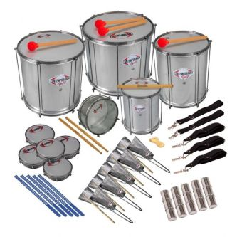 Pack Samba Light 21 instruments