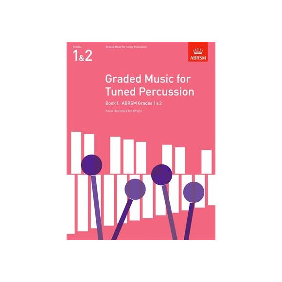 WRIGHT Ian : Graded music for tuned percussion, Grades 1-2