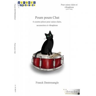 DENTRESANGLE Franck : Poum poum chat
